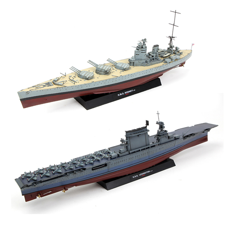 1//700 Royal Navy WWII boats set
