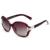 Feminino Retro TR90 Do Vintage Grandes óculos de Sol Óculos de Diamante Senhoras Das Mulheres Designer De Marca Polarizada óculos de Sol Óculos Acessórios 7019