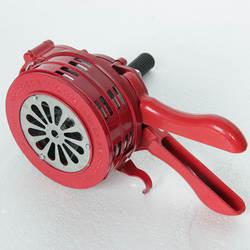 Алюминиевый сплав Crank ручные пожарной сигнализации и учения ПВО Детская Безопасность Сирена аварийного оборудования