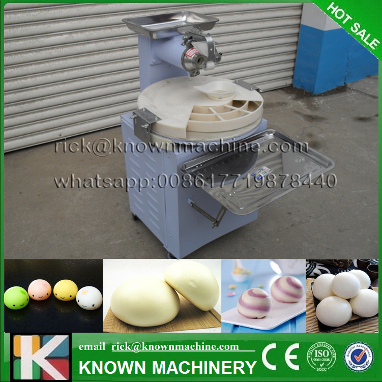 The automatic pizza cookie dough divider rounder machine/dough depossitor and roller/flour dough cutter with free shipping
