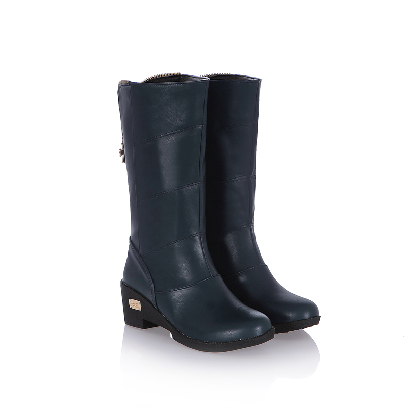 Popular Navy Blue Boots for Women-Buy Cheap Navy Blue Boots for ...