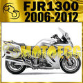 Motoegg ABS Fairing For FJR1300 FJR 1300 2006-2012 06-12 Silver Y36M19 Motorcycle ABS plastic