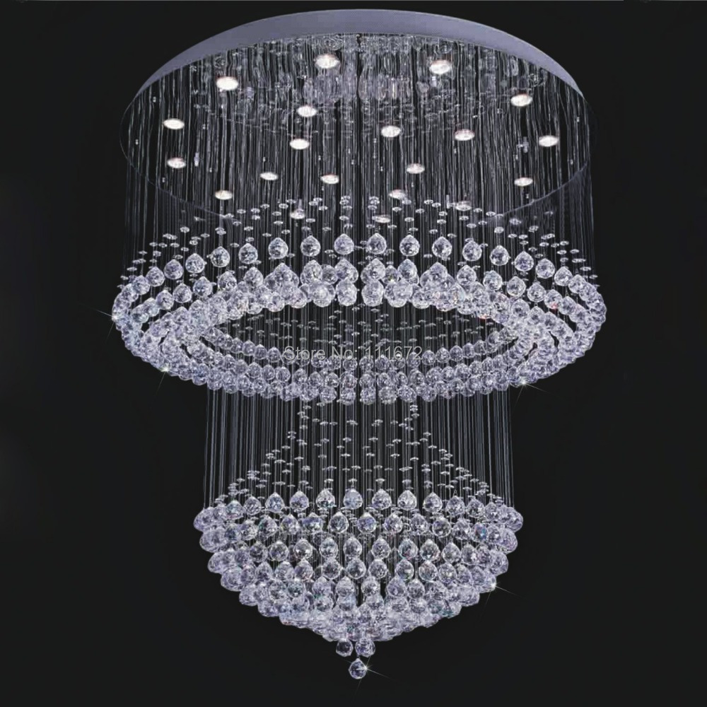 Popular large foyer chandeliers buy cheap large foyer chandeliers ...