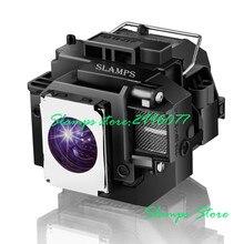 Alta calidad ELPL54 V13H010L54 EB S7 EB S7 + EB S72 EB S8 EB S82 EB X7 EB X72 EB X8 EB X8E EB W7 EB W8 lámpara de proyector para Epson