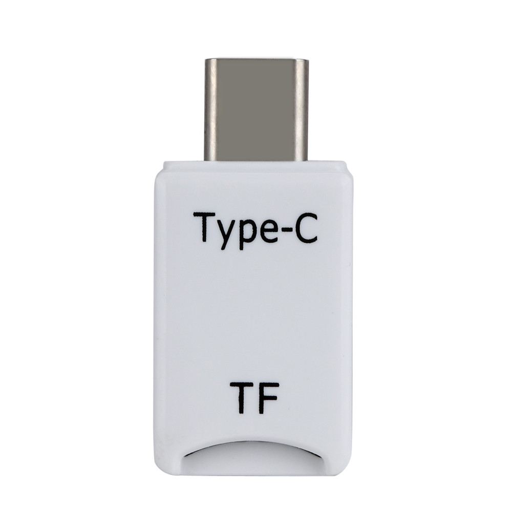 1 Pcs Type C USB 3.1 Smart Card Reader OTG Function Supports Micro TF/SD Card For Mac AC338 Android/Mac OS For Nokia N1 #202