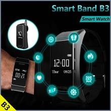 B3 Smart Band Hot sale in Smart Watches like bluetoth Smart Band For Hua wei M26 Android