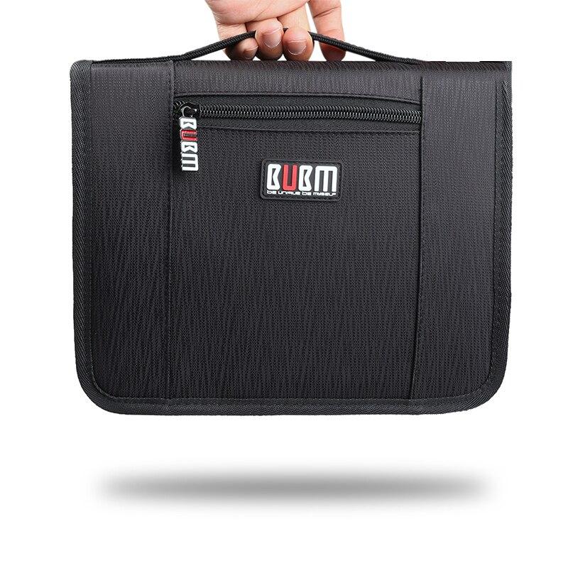 BUBM funda de bolsa para bluetooth auriculares con altavoz bolsa de - Accesorios de viaje - foto 3