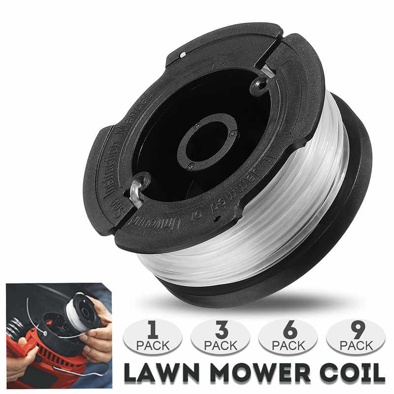 1 Pack Black Decker Weed Eater String Replacement Spool Line