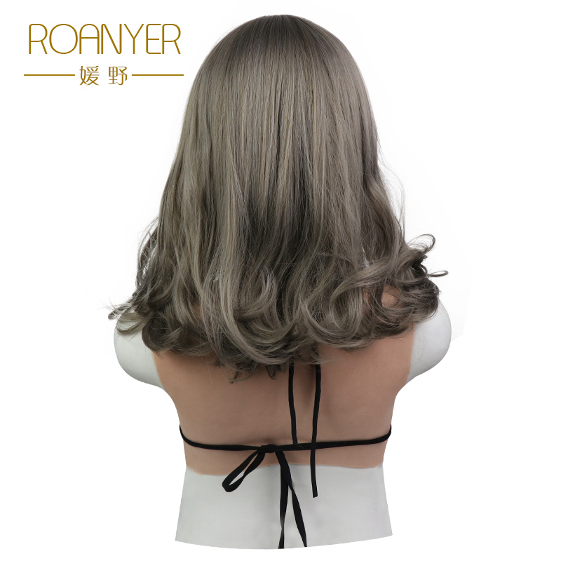 Roanyer May crossdressing silicone female realistic skin for party crossdresser shemale masquerade fetish transgender