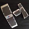 Accessories M Pedal Pad For BMW F30 F31 316i 318d 320i 328i 335i F20 F21 New 1 3 series AT MT Pedal Kit Gas Brake Footrest LHD