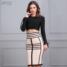 vestito di geometrica partito