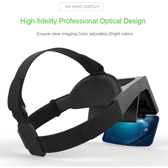 Buy Sovawin 3D Smartphone AR Augmented Reality glasses