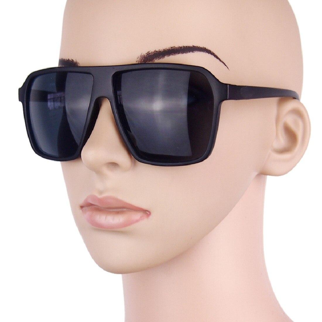 Baru Tebal Besar Bingkai Kacamata Sunglasses Kacamata Vintage Fashion Retro  Hadiah Wanita Pria di Kacamata Hitam dari Aksesoris Pakaian AliExpress.com  ... 2d6a301c0f