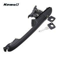 KOWELL 1 זוג חיצוני ידיות נעילת הזזה חיצוני צד עבור מרצדס בנץ Sprinter 1995-2006 Oldshape עבור פולקסווגן LT 1996-2006
