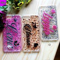 2018 DIY Custom Name Cover Case For IPhone 8 6 6S 6 Plus 7 7Plus X