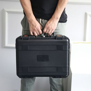 Image 2 - Bolsa de almacenamiento impermeable para Dron DJI Mavic 2 Pro, bolsa de Estuche de transporte a prueba de explosiones