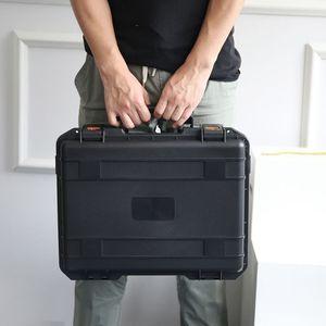 Image 2 - Su geçirmez bavul çanta patlamaya dayanıklı taşıma çantası saklama çantası kutusu DJI Mavic 2 Pro Drone aksesuarları