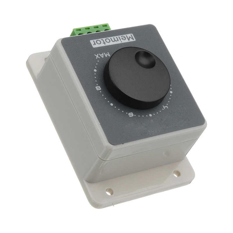 חדש CCM96SK 20A PWM DC מנוע מושל 12 v/24 v/36 v/48 v מתח גבוה DC כונן מהירות בקר מודול עמיד למים