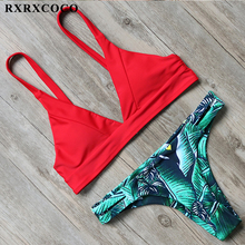 Push Up Low Waist Padded Thong Bathing Suit