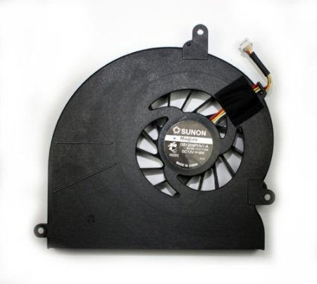 New cpu laptop cooling fan para acer aspire z5600 z5700 z5761 z5610 p/n gb1209phv1-a b4183.13.v1. f. gn