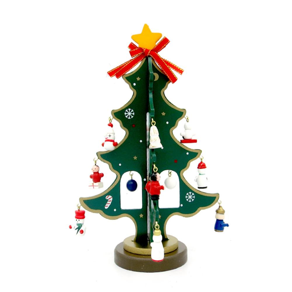 Mini Christmas Tree For Home Dcorations Ornaments