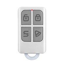 Wireless Remote Control arm/disarm Detector F Touch Keypad Panel GSM PSTN Home Security Burglar Voice Alarm System