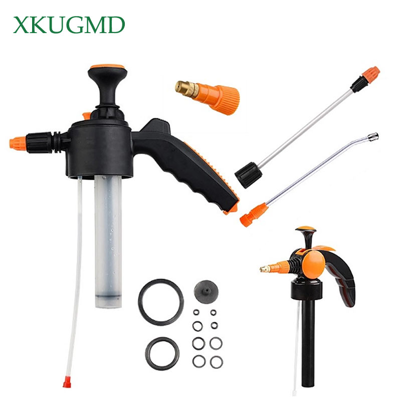 1L/1.5L/2L Watering Can Accessories Extension Rod Washer Garden Irrigation Watering Can Accessories Household Copper Nozzle