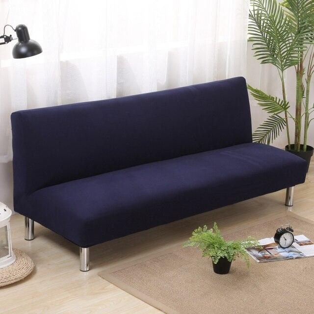 hussen fur sofa blau, blau einfarbig armless couch sofa hussen universal stretch sofa, Design ideen