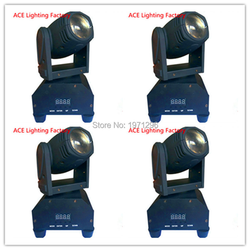 4pcs/lot Fast shipping 10 w RGBW mini led beam moving head light beam dj light mini led Free Shipping 4pcs lot fast shpping 150w led beam moving head light dj equipment 12x12w rgbw cmy quad