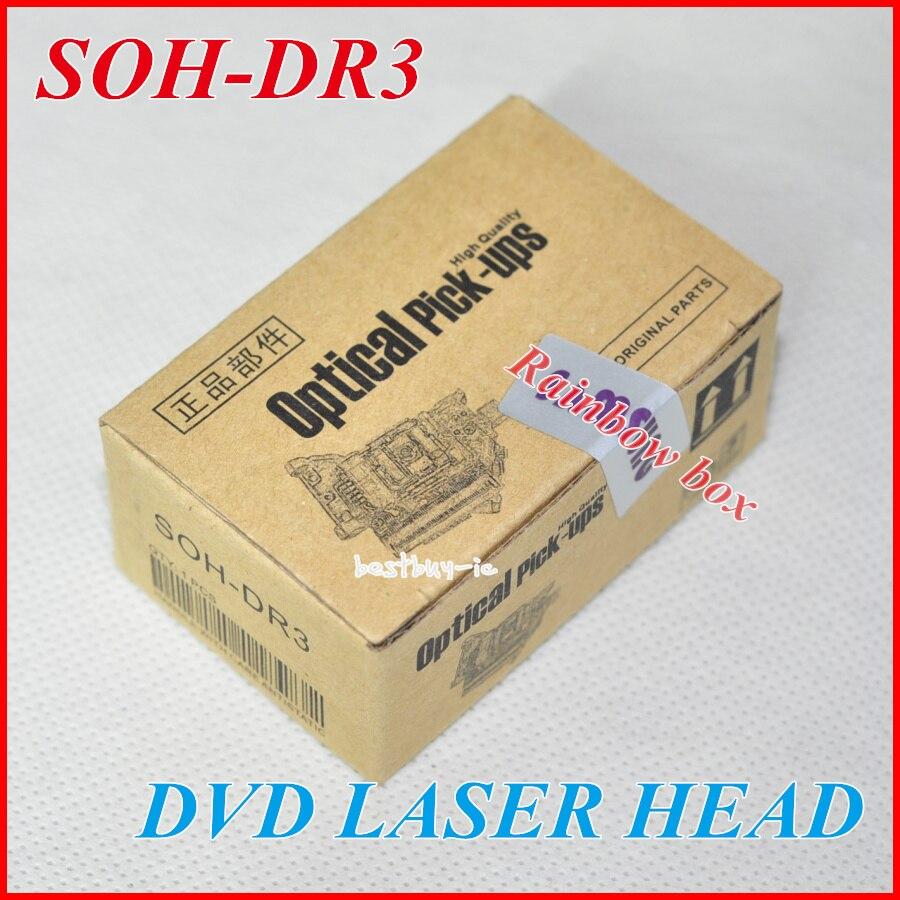 Image 3 - SOH DR3 Laser Lens Lasereinheit SOHDR3 Optical Pickup Bloc Optique For Samsung DVD   SOH DR3optiquedvd  -