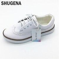 C61 Marca Zapatillas Mujer Retro Zapatos Blancos Zapatos de Las Mujeres Planas de Cuero Genuino Transpirable Vendimia