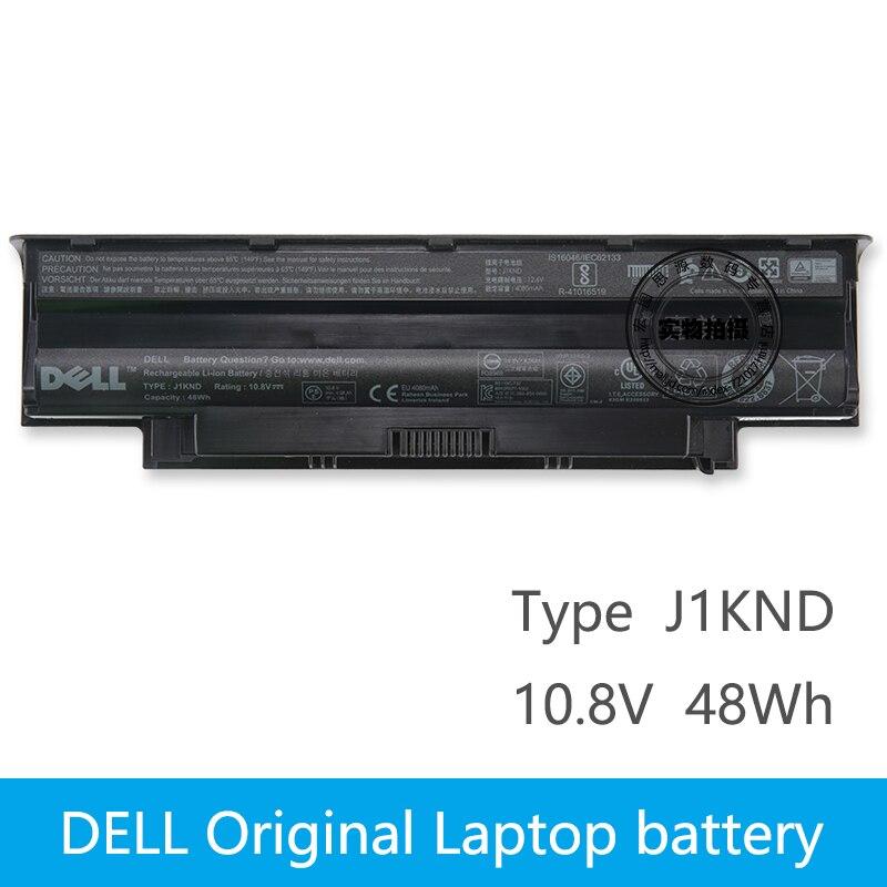 Dell D'origine Nouvelle batterie de remplacement pour ordinateur portable Pour DELL Inspiron N4010 N3010 N3110 N4110 N5010 N5010D N5110 N7010 N7110 J1KND