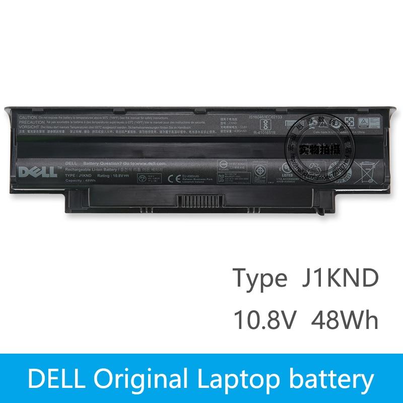 купить Original Laptop battery For DELL Inspiron N4010 N3010 N3110 N4050 N4110 N5010 N5010D N5110 N7010 N7110 M501 M501R M511R J1KND по цене 4011.85 рублей