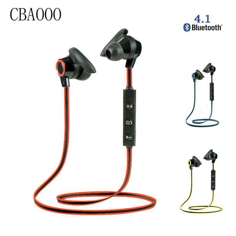 Sport Wireless Bluetooth Earphone Headphones With Microphone Bluetooth Earbuds Headset fone de ouvido for Mobile phone Airpods huast v4 1 sport bluetooth earphone with mic wireless headphones bluetooth headset magnet earbuds for phone noise cancelling