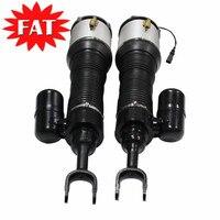 2 Teile/para Vorne Links & Rechts Luftfederung Stoßdämpfer Für Bentley Continental VW Phaeton 3D8 2004-2007 3W5616039B 3W5616040B