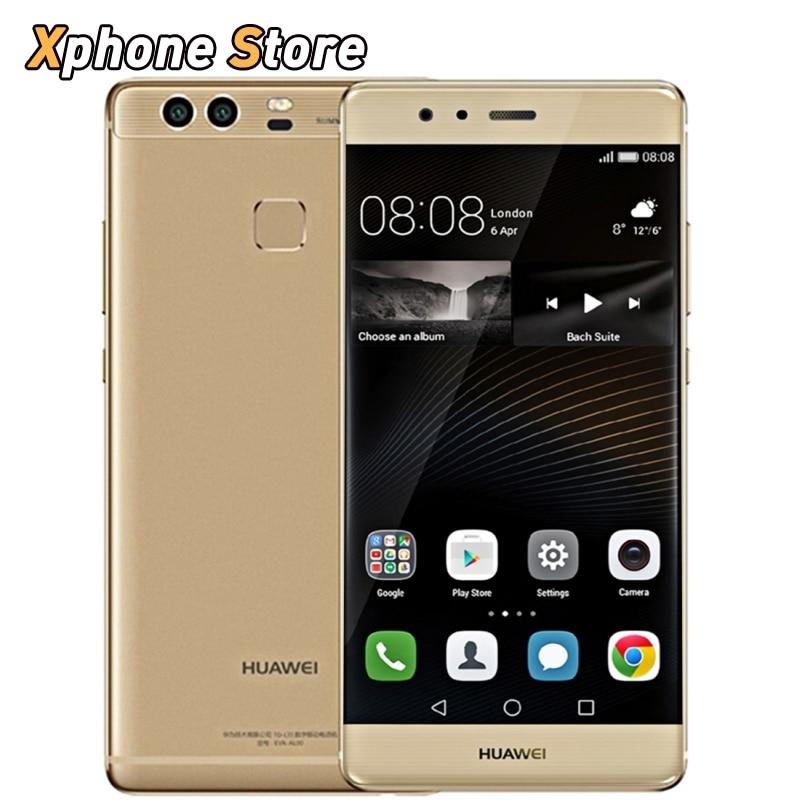 Huawei P9 Plus / VIE-AL10 64GB/128GB ROM 4GB RAM 5.5'' Smartphone EMUI 4.1 Kirin 955 Octa Core 1.8GHz 2.5GHz Dual SIM FDD-LTE 4G