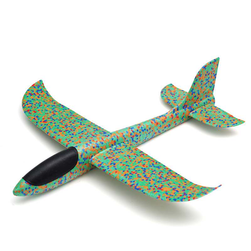 Children Toy Hand Throw Airplane Kid Outdoor Sport EPP Flying Glider Model Large Foam Aircraft Resistant Breakout Plane T0707 (5)