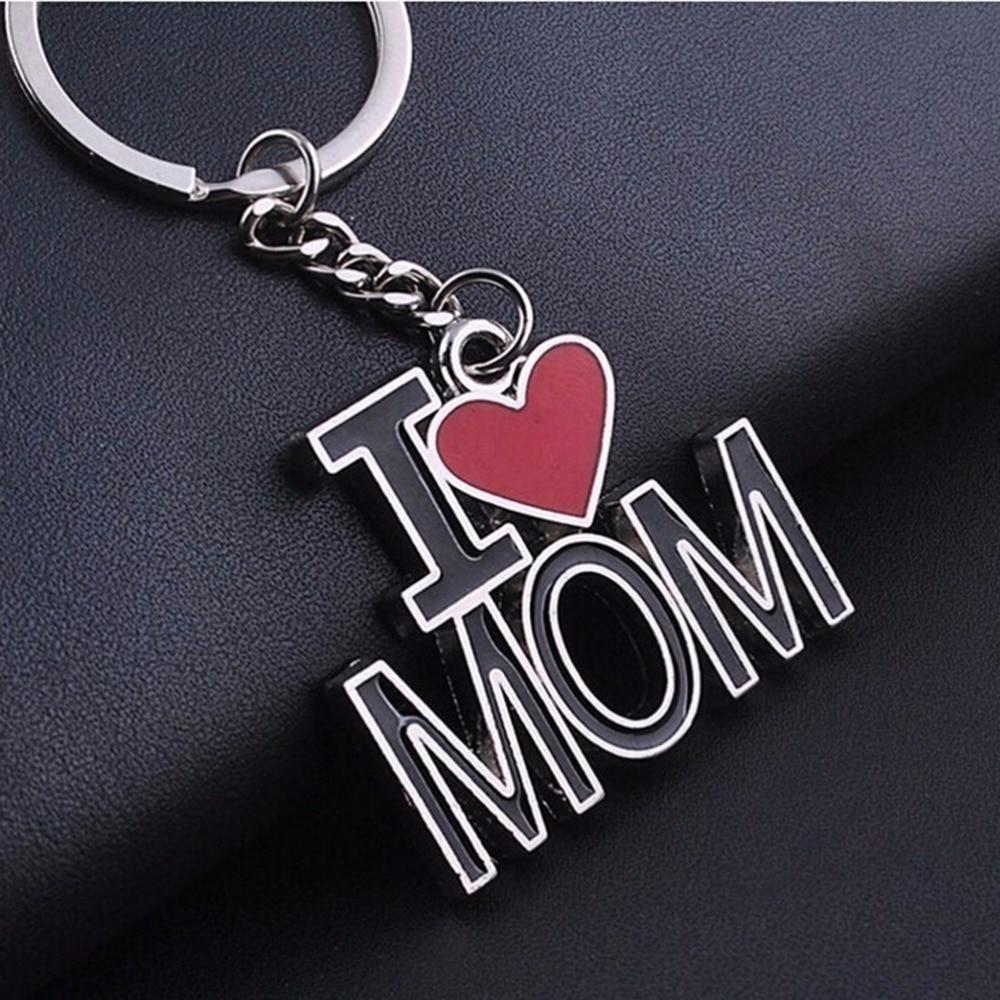 Dad Keyring~Mum keyring~Mummy I love you~Daddy I love you keyring~beaded keyring