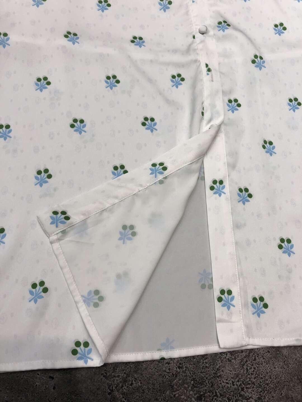 3 Robes La Tailles Femmes Et Satin À Couleur Printemps Soie Nouveau White 2019 Imprimé Mode 1 Vêtements KOq7FC1qwP