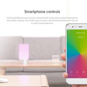 Image 4 - Upgrade Version Xiaomi Mijia Yeelight LED Light Bedside Lamp Light Smart Indoor Night Light Touch Control Smart App Control