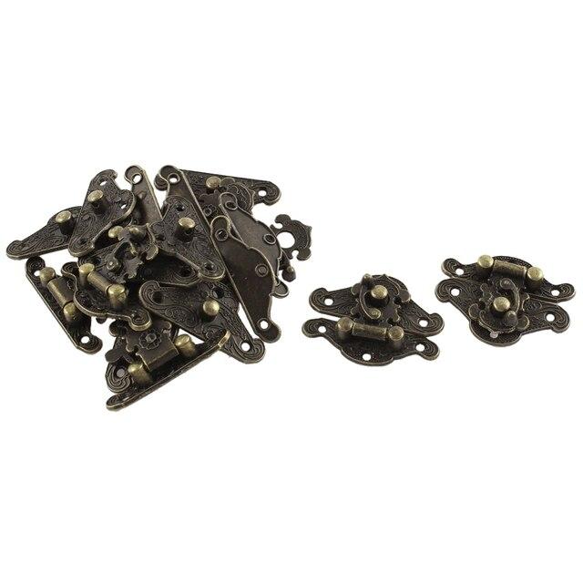 Aliexpress.com : Buy 37mmx27mm Retro Style Box Cabinet Hook Lock ...