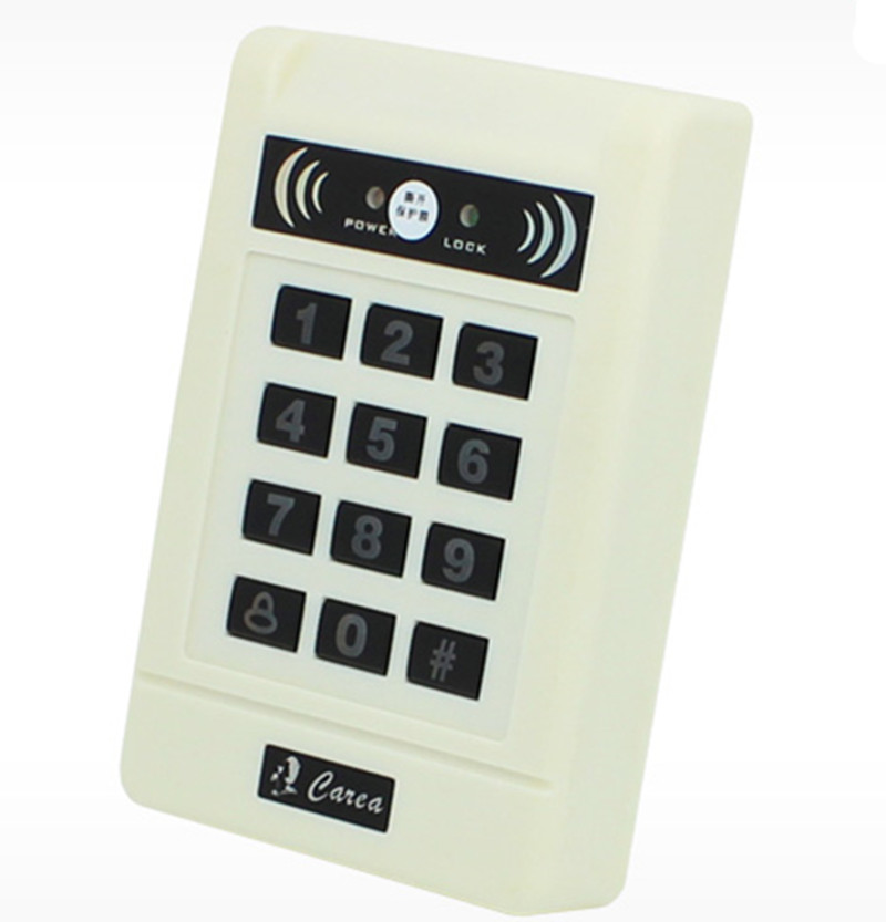 1000 User Non-Netword ID Card &Password  Door Access Control System