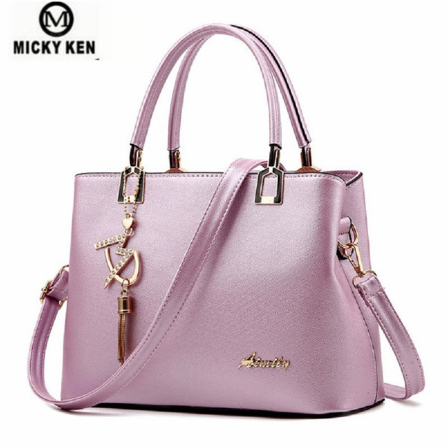 6c57ce06bc Designer Women Handbag Female PU Leather Bags Handbags Ladies Portable  Shoulder Bag Office Ladies Hobos Bag Totes