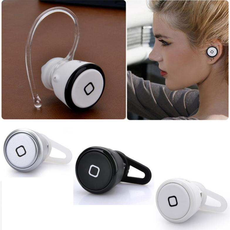 Free Shipping Mini Smallest Wireless Bluetooth Headset For Cell Phone Iphone Samsung Htc Lenovo Xiaomi Mi4 For Call Only Bluetooth Version Bluetooth Headset Noise Reductionbluetooth Headset Pc Aliexpress