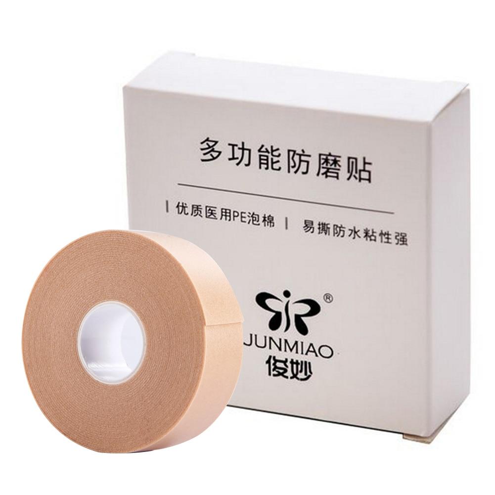 5M X 2.5CM Foot Wearproof Stickers High Heels Anti-Friction Foam Cotton Waterproof Wear Pads Insole Tape Foot Care Sticker