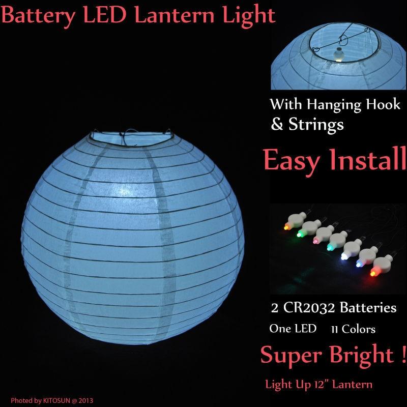 1000pcs*LED Paper Lantern Light For Wedding Party Decoration Holiday Lighting Flower Arrangement Haning Lantern Light For Decor