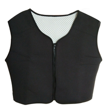 Vest Tourmaline Shoulder TourmAline Self Heating Waistcoat Heated Thermal Magnetic Therapy