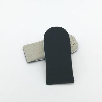 Wkładki do butów oddychająca pół wkładka wysokość wkładka wkładka do butów sportowych poduszka Unisex 2-4cm wysokość zwiększ wkładki tanie i dobre opinie HoneyCherry CN (pochodzenie) 1 cm-3 cm Średnia (B M) Stałe Zwiększające wysokość