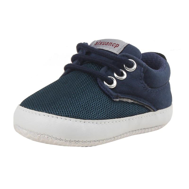 Babyschoenen Jongens Hoge kwaliteit mannelijke baby vrijetijdssporten - Baby schoentjes - Foto 3