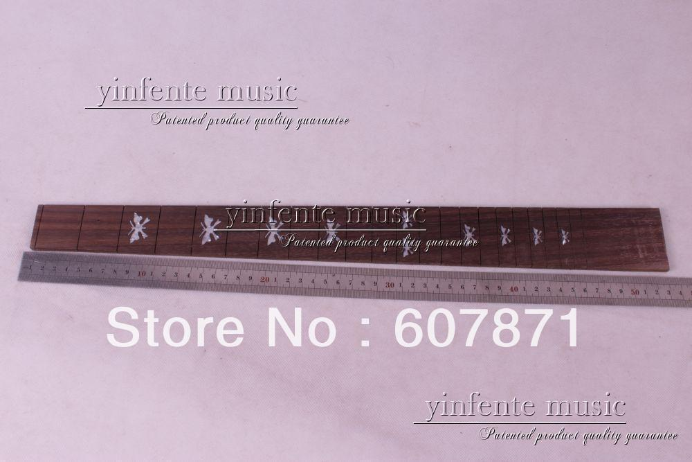 10 pièces palissandre nouvelle haute qualité inachevé guitare électrique cou touche 138 #